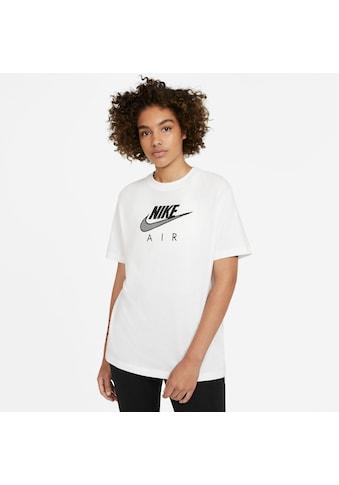 Nike Sportswear T-Shirt »Nike Air Women's Boyfriend Top« kaufen