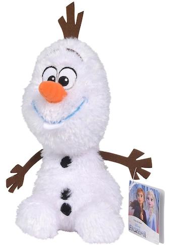 "SIMBA Plüschfigur ""Disney Frozen 2, Olaf, 25 cm"" kaufen"