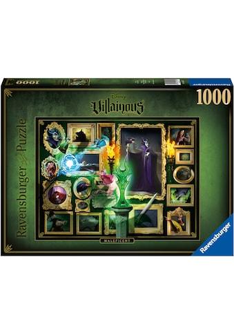 "Ravensburger Puzzle ""Disney Villainous: Maleficent"" kaufen"