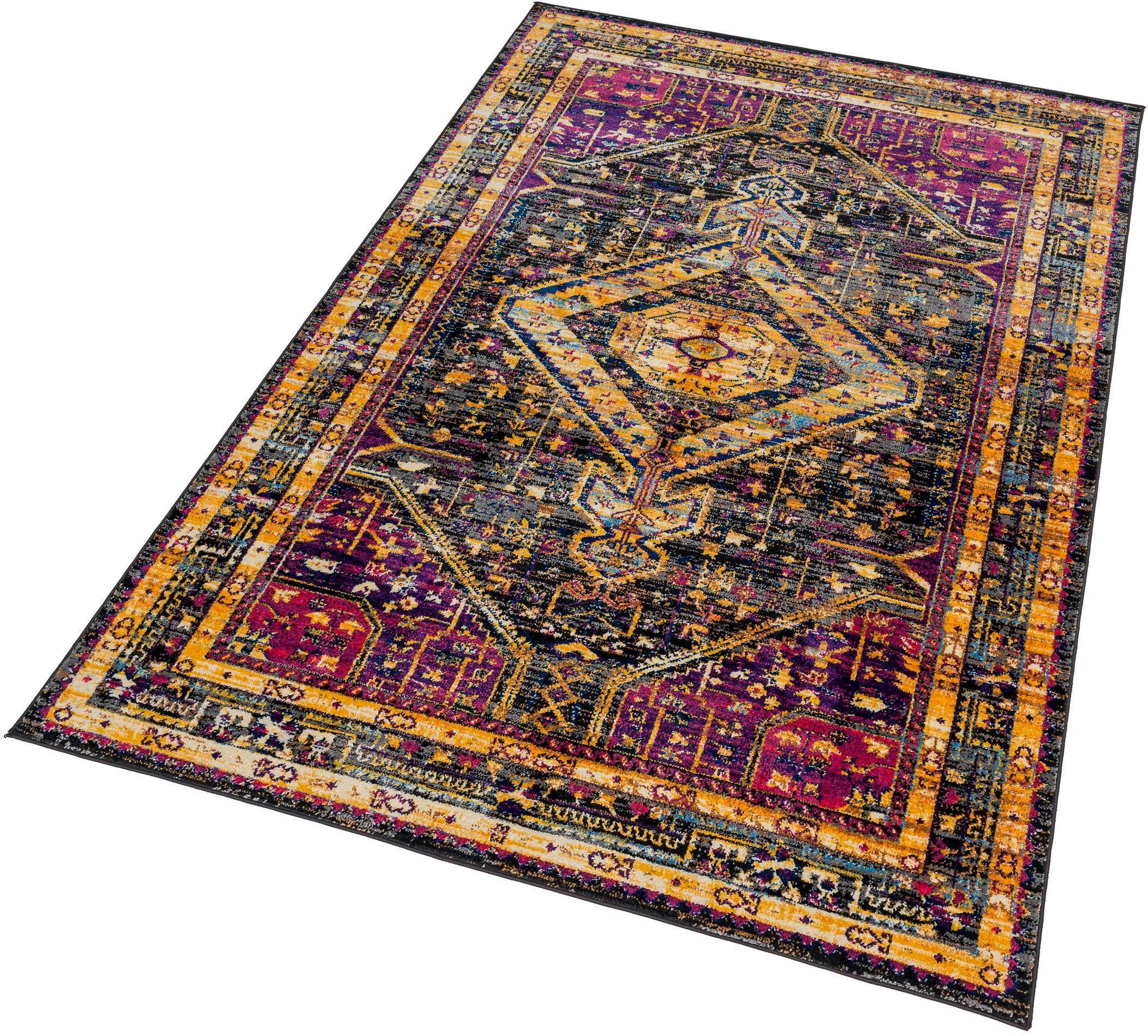 Teppich Catania 1815 ASTRA rechteckig Höhe 11 mm maschinell gewebt