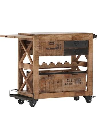 Gutmann Factory Servierwagen »Warehouse«, im angesagtem Vintage look kaufen