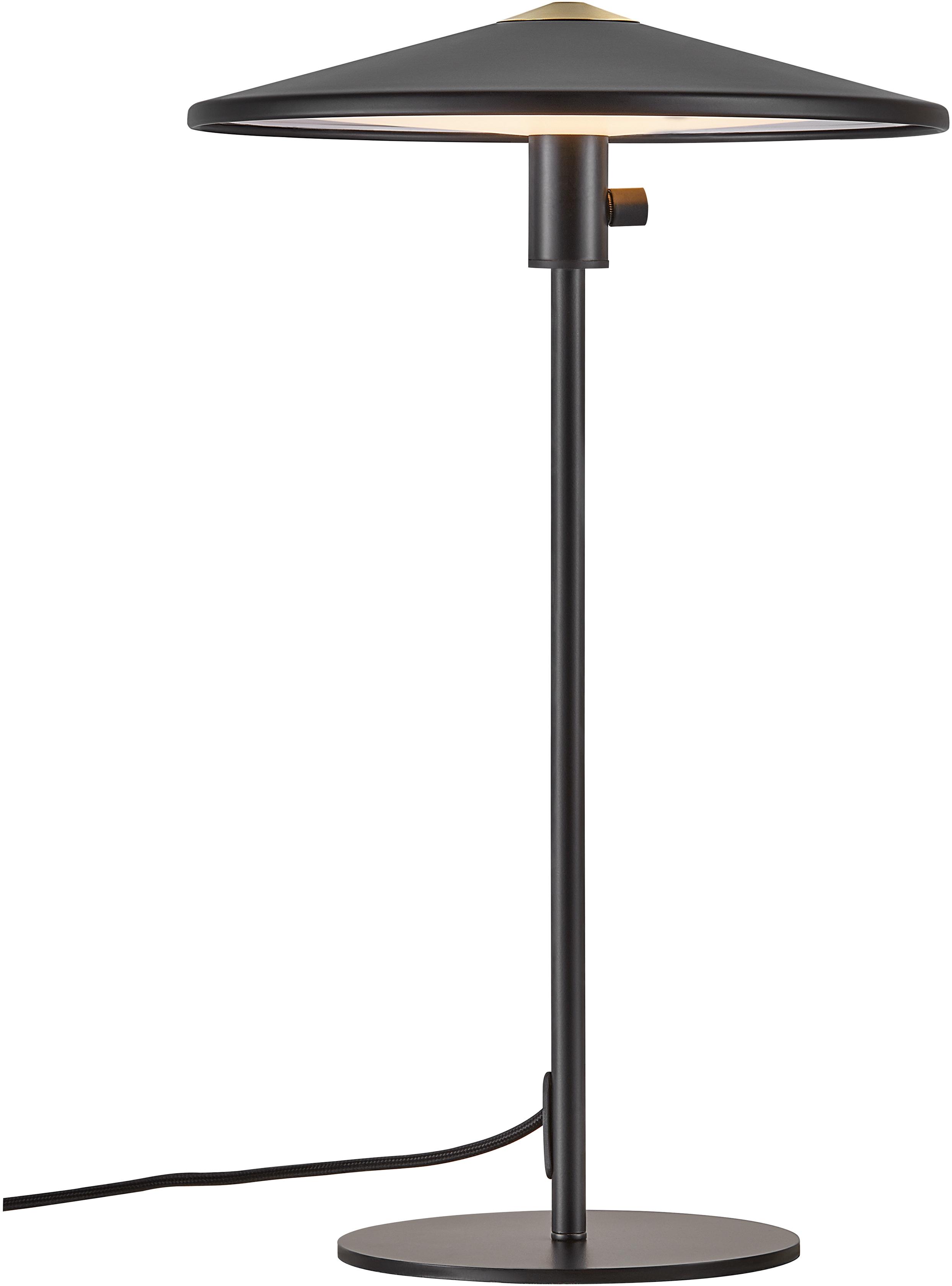 Nordlux LED Tischleuchte BALANCE, LED-Modul, Warmweiß, inkl. LED Modul + Dimmer