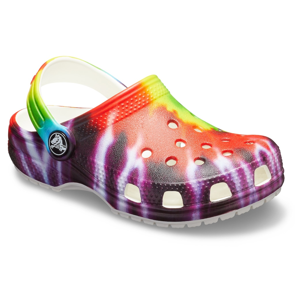 Crocs Clog »Classic Tie Dye Graphic Clog«, im angesagtem Batik Look