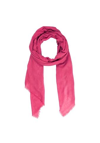 Codello Unifarbener Schal aus Wolle kaufen