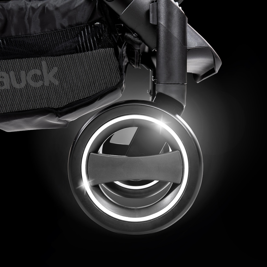 Hauck Sportbuggy »Apollo, lunar«, inkl. Beindecke; Kinderwagen, Buggy, Sportwagen, Kinder-Buggy, Kinderbuggy, Sport-Kinderwagen