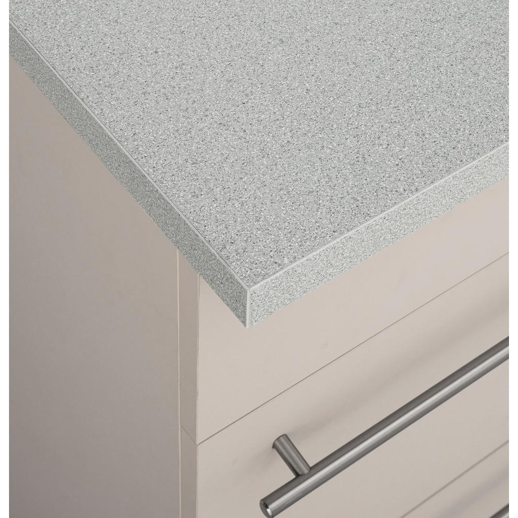 wiho Küchen Küchenzeile »Chicago«, ohne E-Geräte, Breite 360 cm