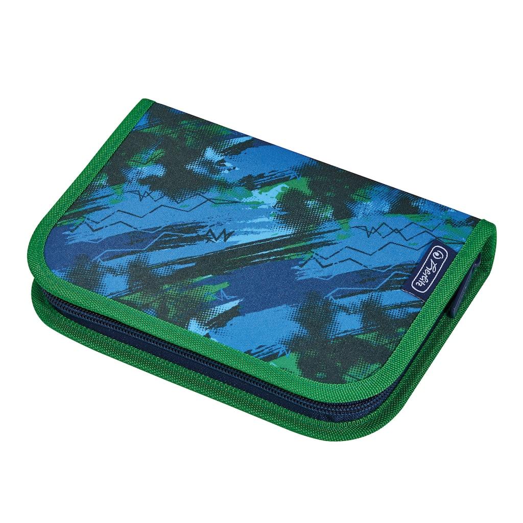 Herlitz Schulranzen »UltraLight Plus Splash«, Floureszierende Flächen-reflektierende Streifen auf den Schultergurten