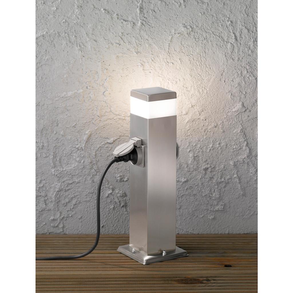 WOFI Außen-Stehlampe »TARA«, LED-Modul, Warmweiß