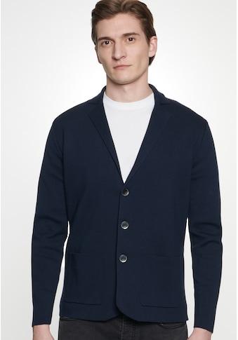 seidensticker Sakko »Schwarze Rose«, Langarm Kragen Uni kaufen