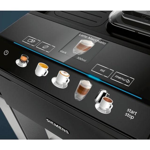 SIEMENS Kaffeevollautomat EQ.5 500 integral TQ505D09, 1,7l Tank, Scheibenmahlwerk