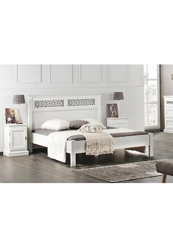 Premium collection by Home affaire Massivholzbett »Kodia« kaufen