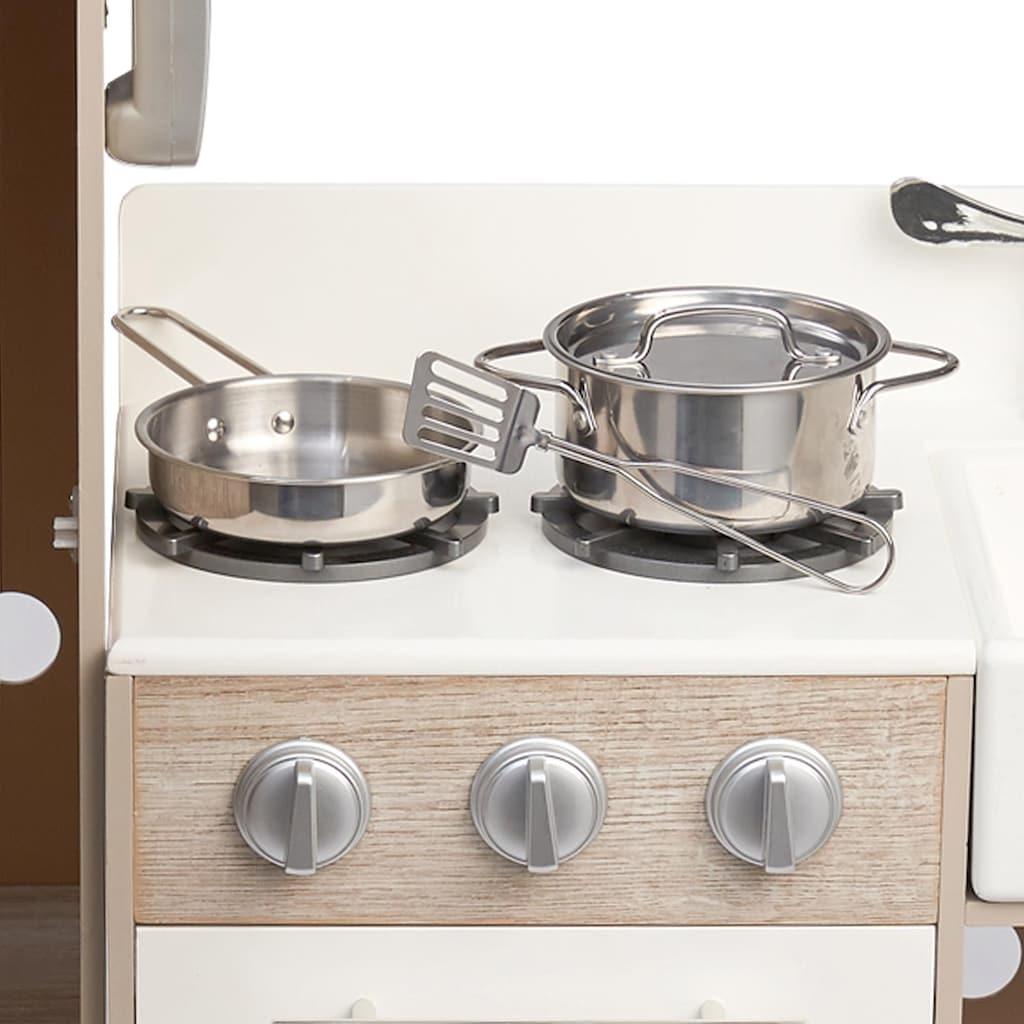 TEAMSON™ KIDS  Spielküche »braun/weiß«