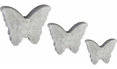 Creativ home Tierfigur, Schmetterling (3er-Set) kaufen