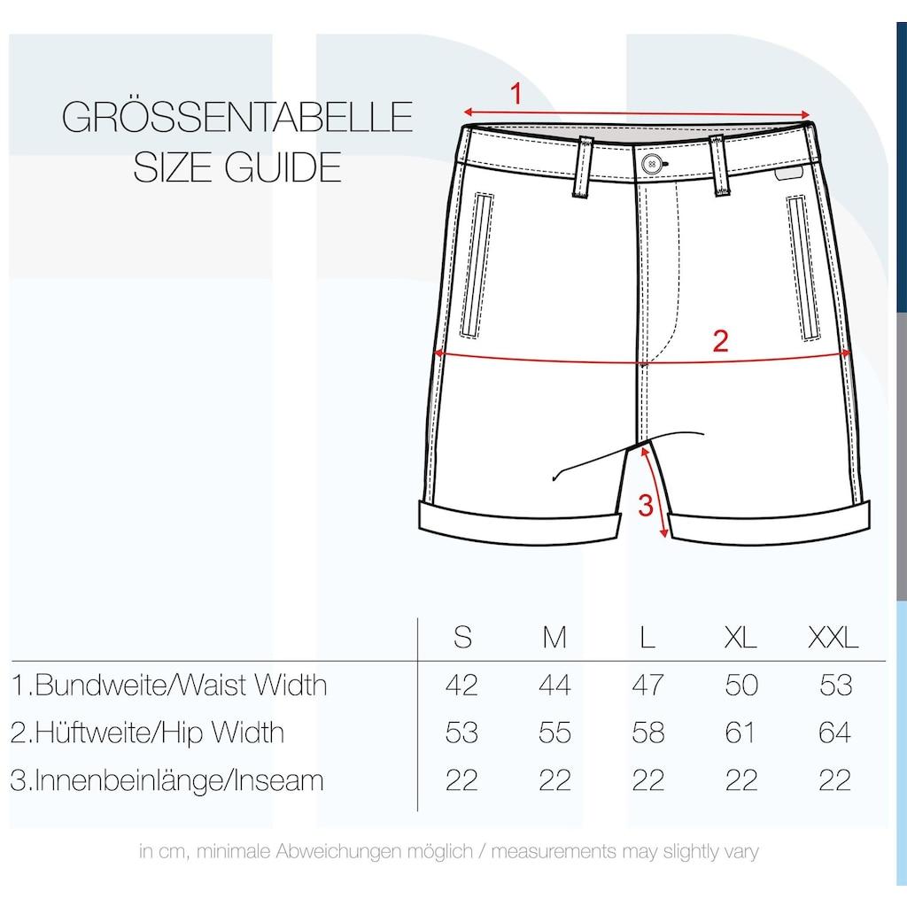 Indicode Shorts »Ledion«, kurze Hose