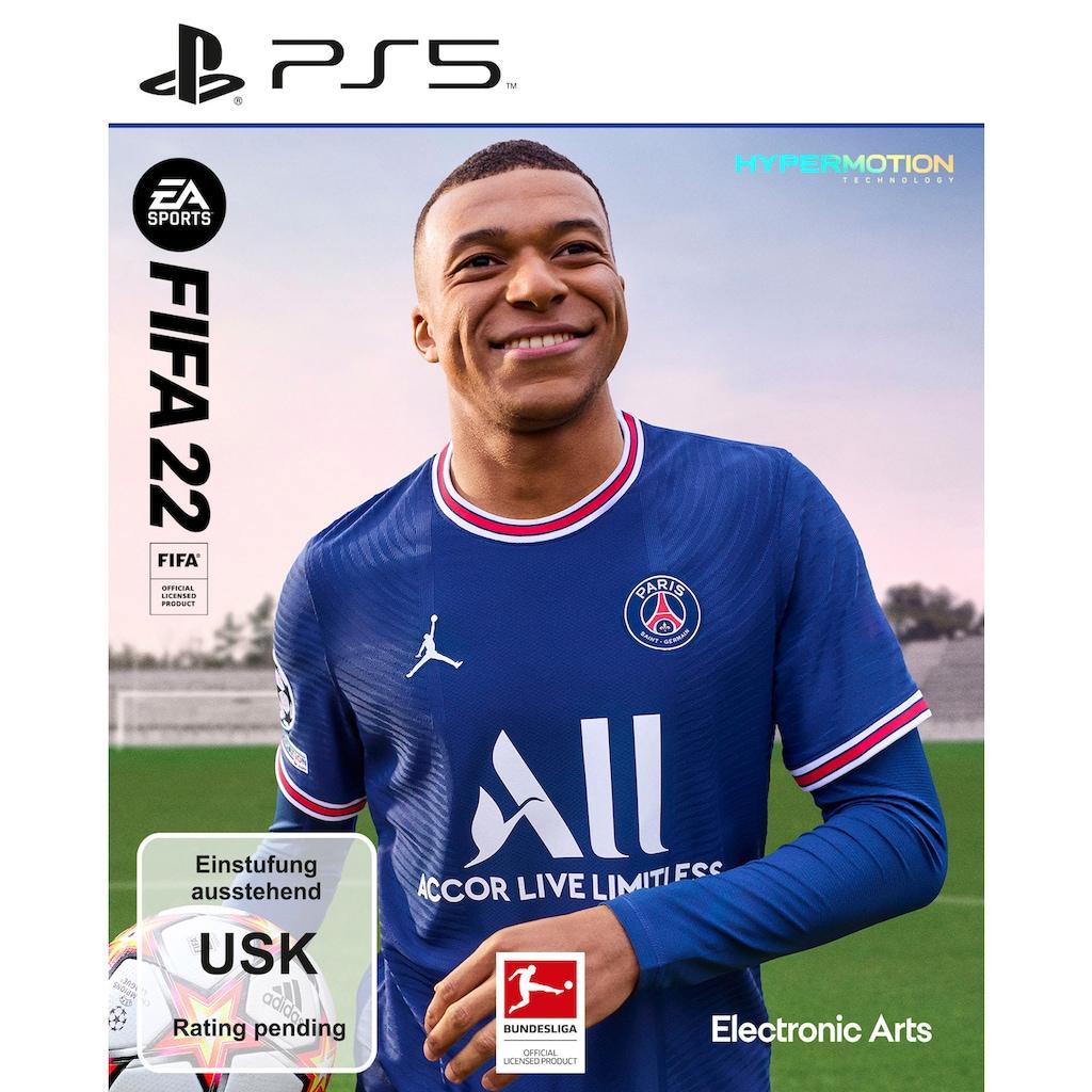 Electronic Arts Spiel »FIFA 22«, PlayStation 5