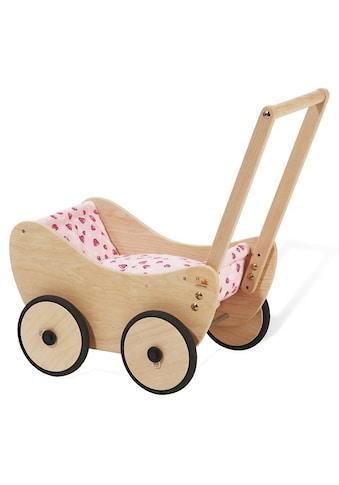 """Pinolino® Puppenwagen """"Trixi  -  Herzchen"""" kaufen"""