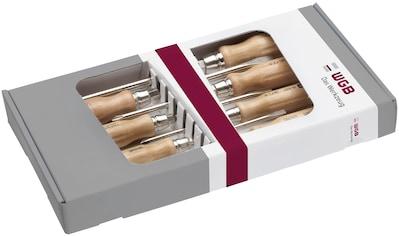 WGB Das Werkzeug Schraubendreher »521«, Chrom-Vanadium Stahl vernickelt kaufen