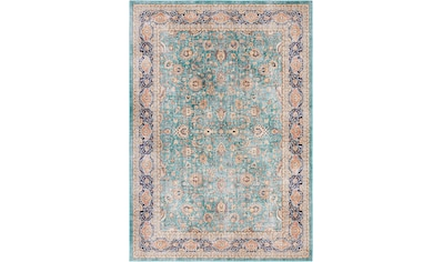 ELLE Decor Teppich »Keshan Maschad«, rechteckig, 5 mm Höhe, Orient-Optik, Wohnzimmer kaufen