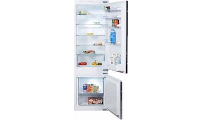 Constructa Einbaukühlgefrierkombination, 177,2 cm hoch, 54,5 cm breit kaufen