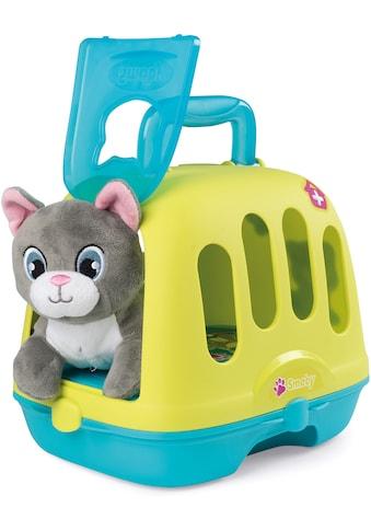 Smoby Spielwelt »Tierarzt-Spielset im Koffer«, Made in Europe kaufen