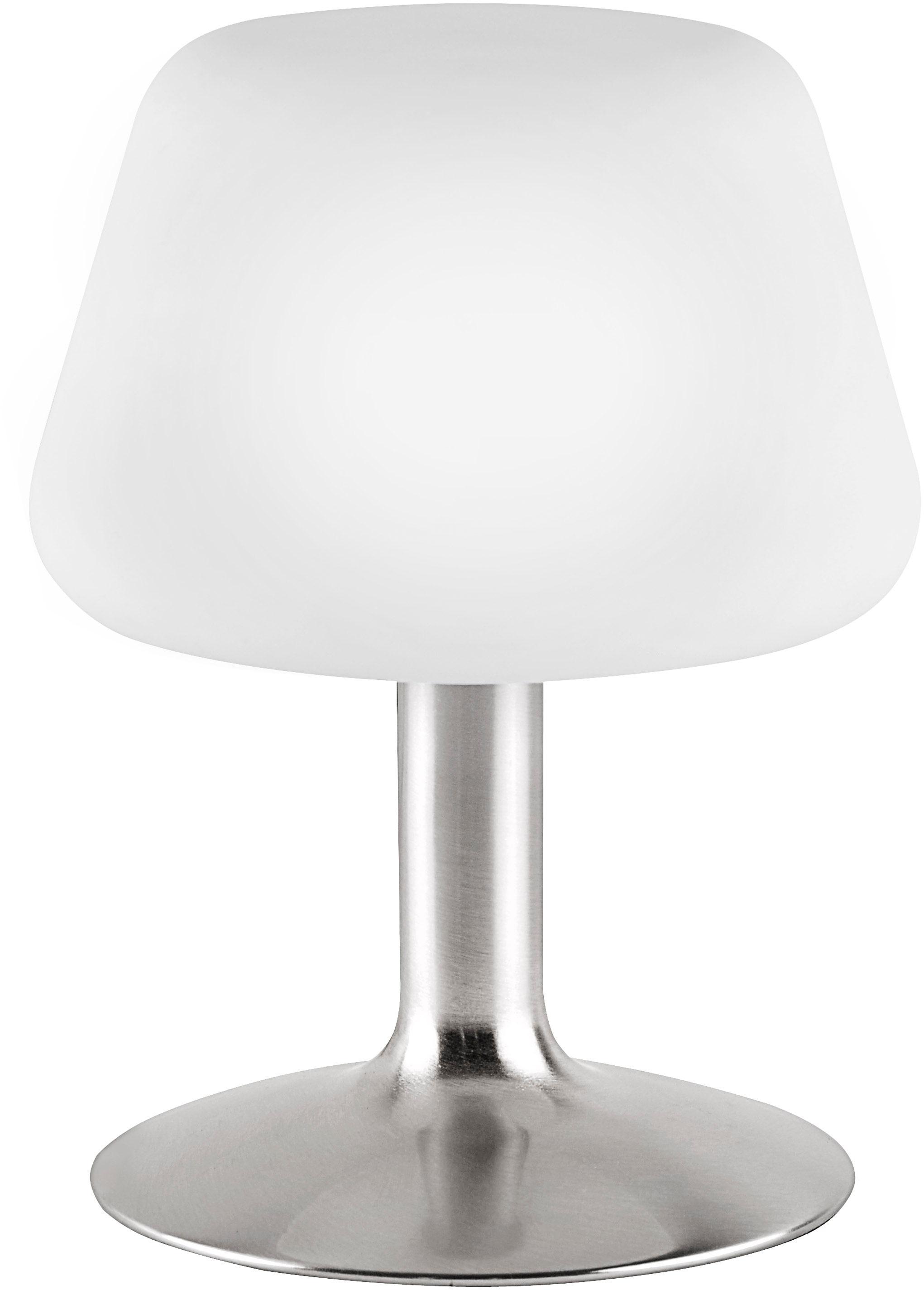 Paul Neuhaus LED Tischleuchte Till, G9, 1 St., Warmweiß, 3-Stufen Touchdimmer