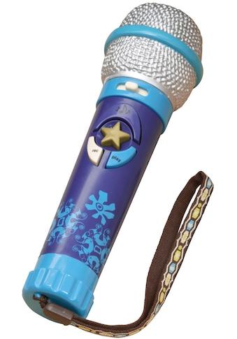 B. Mikrofon »Okideoke- Navy«, mit Aufnahmefunktion kaufen