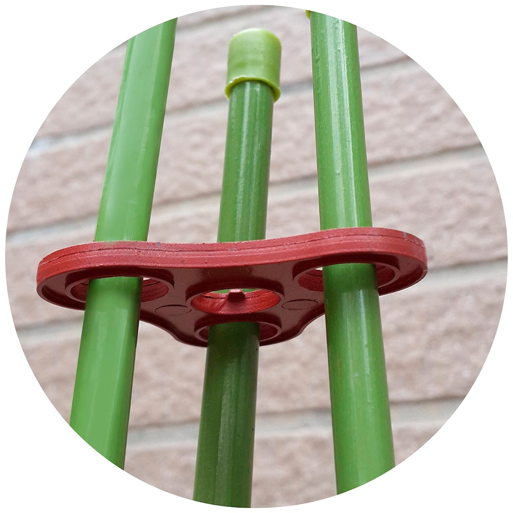 UPP Bewässerungssystem, Bewässerungsringe 4er Set, ØxH: 24,5x85 cm