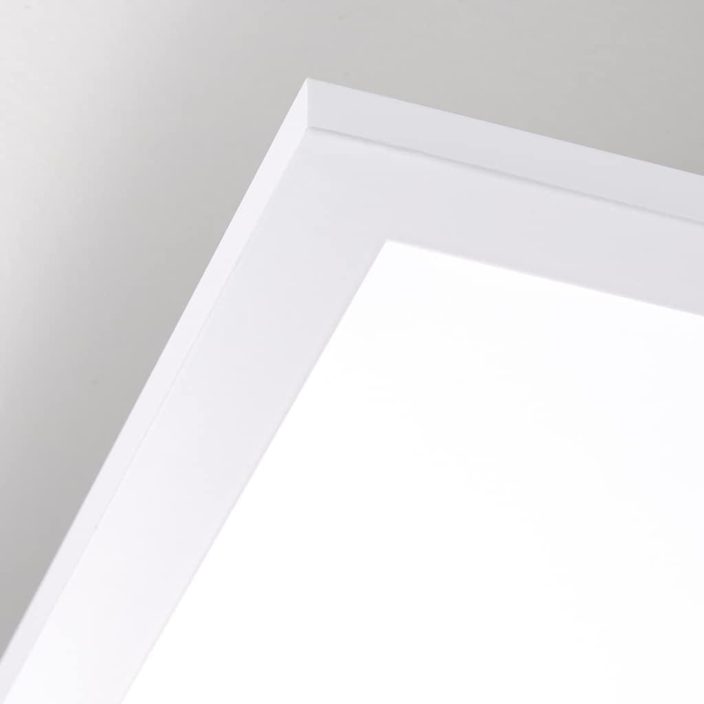 Brilliant Leuchten Buffi LED Deckenaufbau-Paneel 40x40cm weiß/kaltweiß