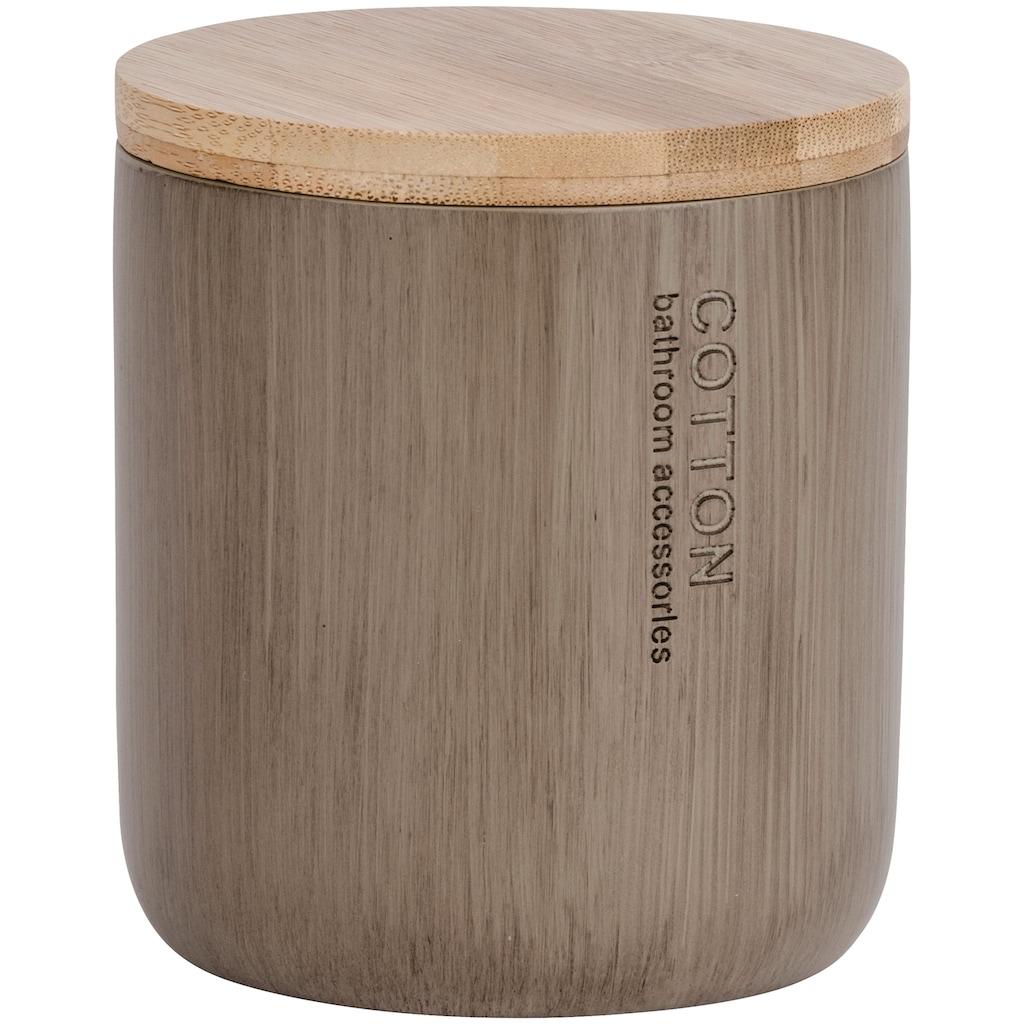 WENKO Badaccessoires-Sets »Palo«, Bambus