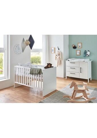 arthur berndt Babymöbel-Set »Kiara«, (Spar-Set, 2 St.), mit Kinderbett und... kaufen