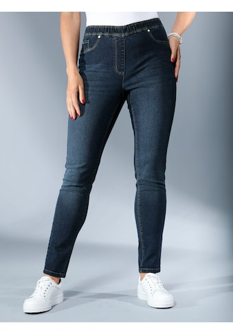 MIAMODA Jeggings mit Push-Up-Nähten kaufen