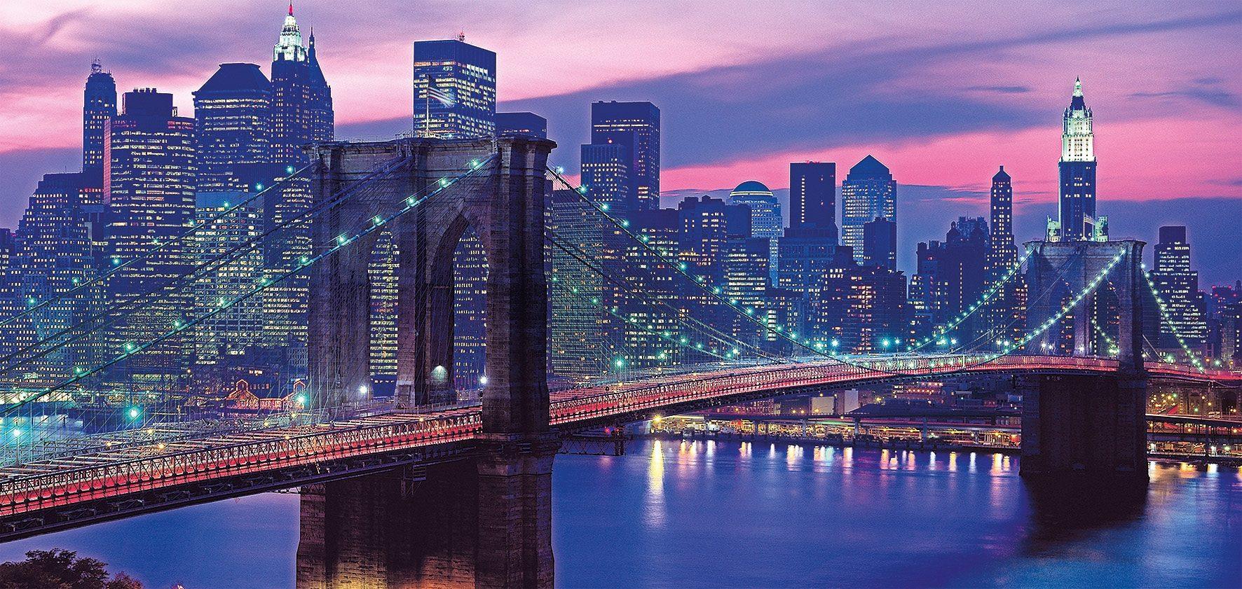 "Clementoni Puzzle ""New York"" Kindermode/Spielzeug/Gesellschaftsspiele/Puzzle/Puzzle"