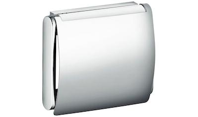KEUCO Toilettenpapierhalter »Plan«, verchromt kaufen