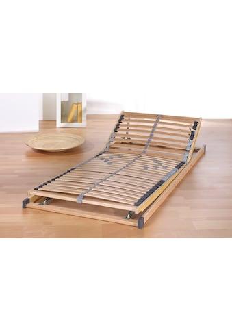 f.a.n. Schlafkomfort Lattenrost »Comfort Plus«, 28 Leisten, Kopfteil manuell verstellbar kaufen