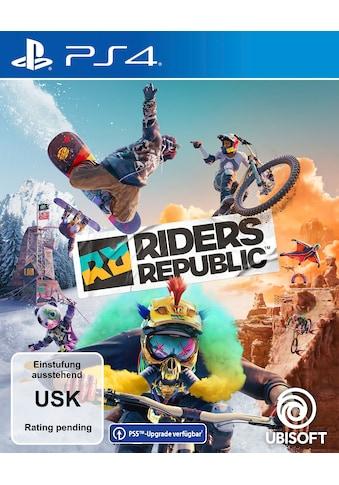 UBISOFT Spiel »Riders Republic«, PlayStation 4 kaufen