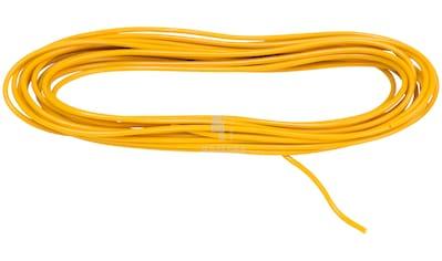 RAMSES Fahrzeugleitung , Gelb 1,5 mm² 100 Meter kaufen