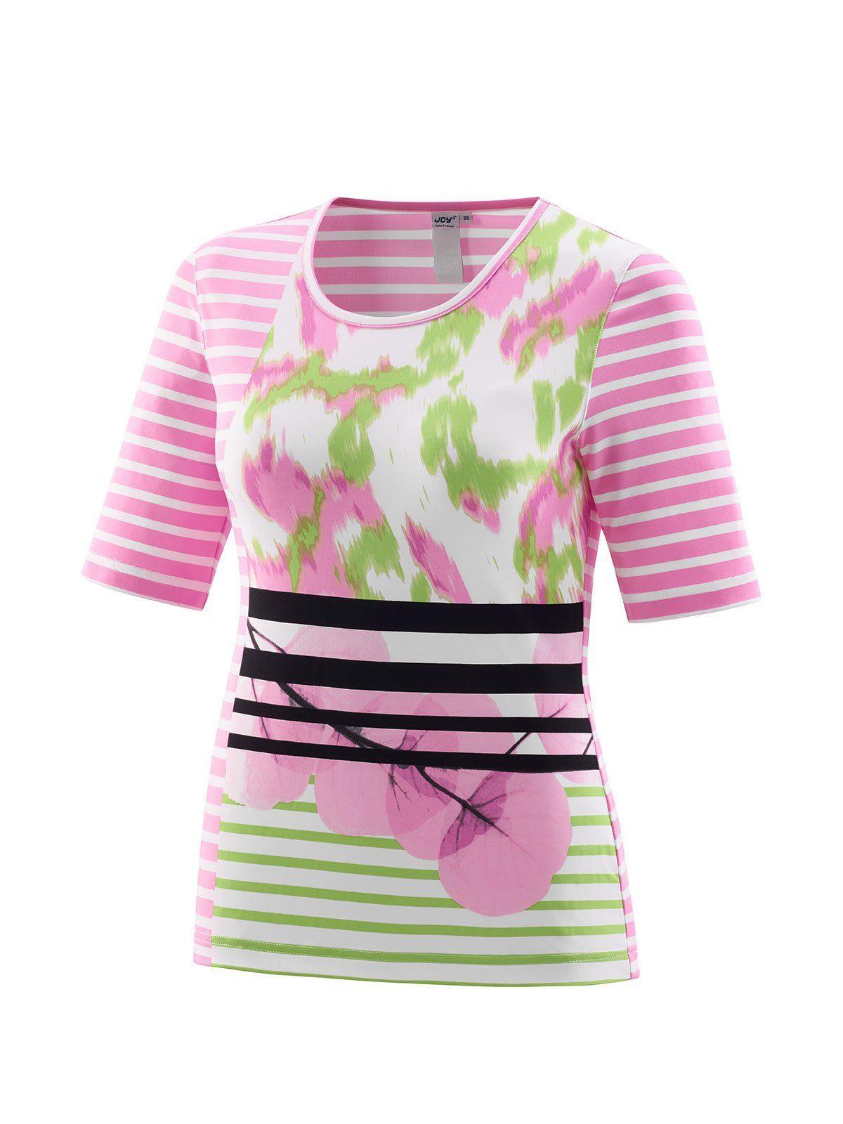 Joy Sportswear Print-Shirt ANURA | Sportbekleidung > Sportshirts > T-Shirts | Lila | Joy Sportswear