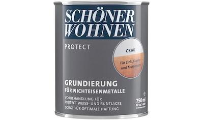 SCHÖNER WOHNEN-Kollektion Grundierfarbe »Protect«, für Nichteisenmetalle, grau kaufen