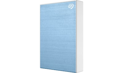 Seagate externe HDD-Festplatte »One Touch Portable Drive 2TB - Light Blue«, Inklusive... kaufen
