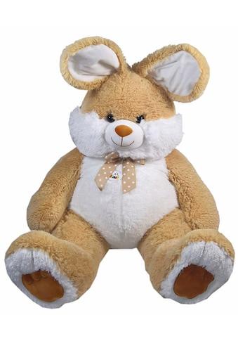 Heunec® Kuscheltier »Hase schlenkernd mit Schleife, 85 cm« kaufen