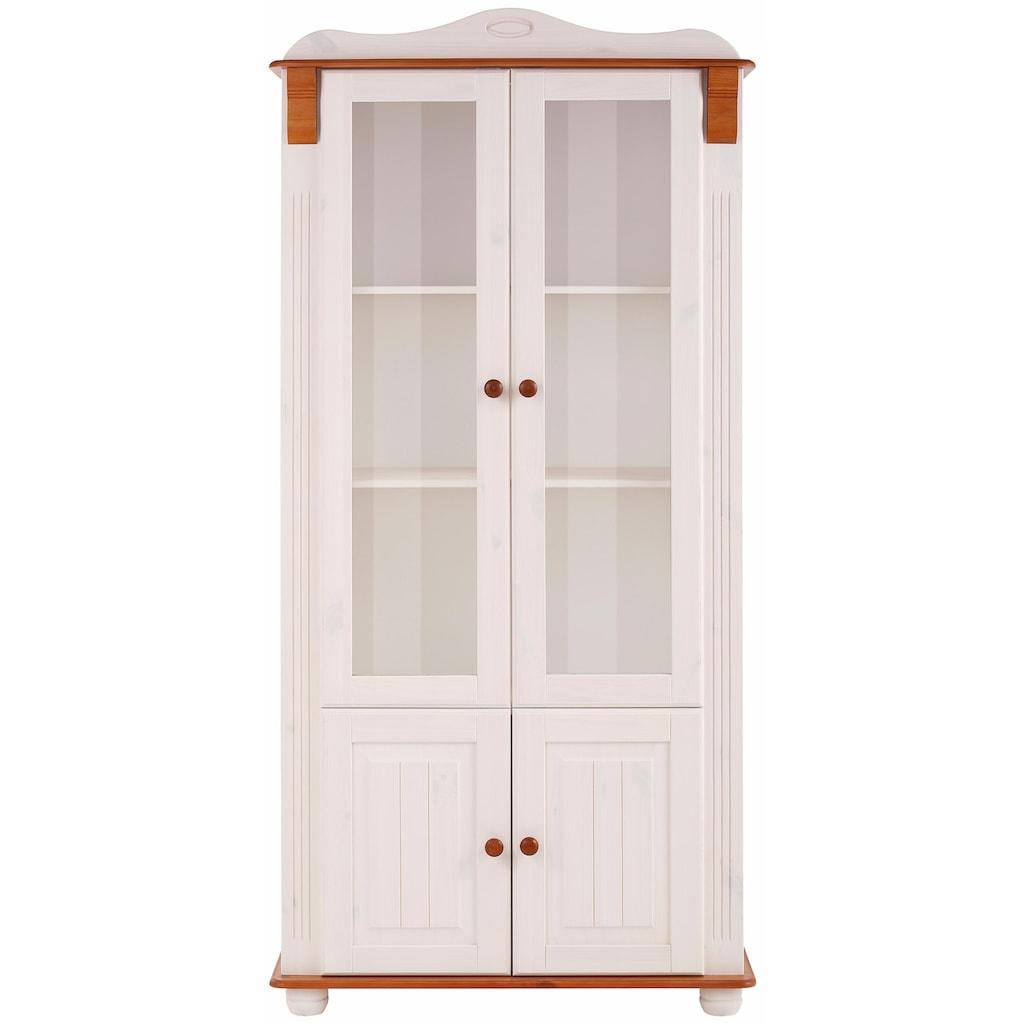 Home affaire Vitrine »Adele«, Höhe 185 cm