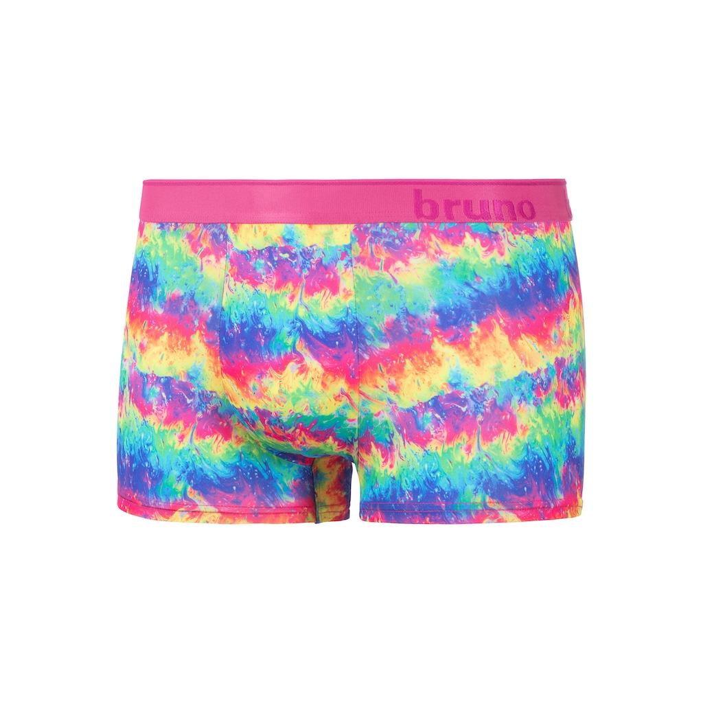 Bruno Banani Hipster »Colour Splash - Pride«, aus Microfaser