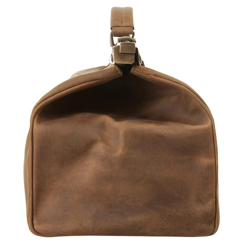 Harold's Reisetasche »TORO«, Diebstahlschutz