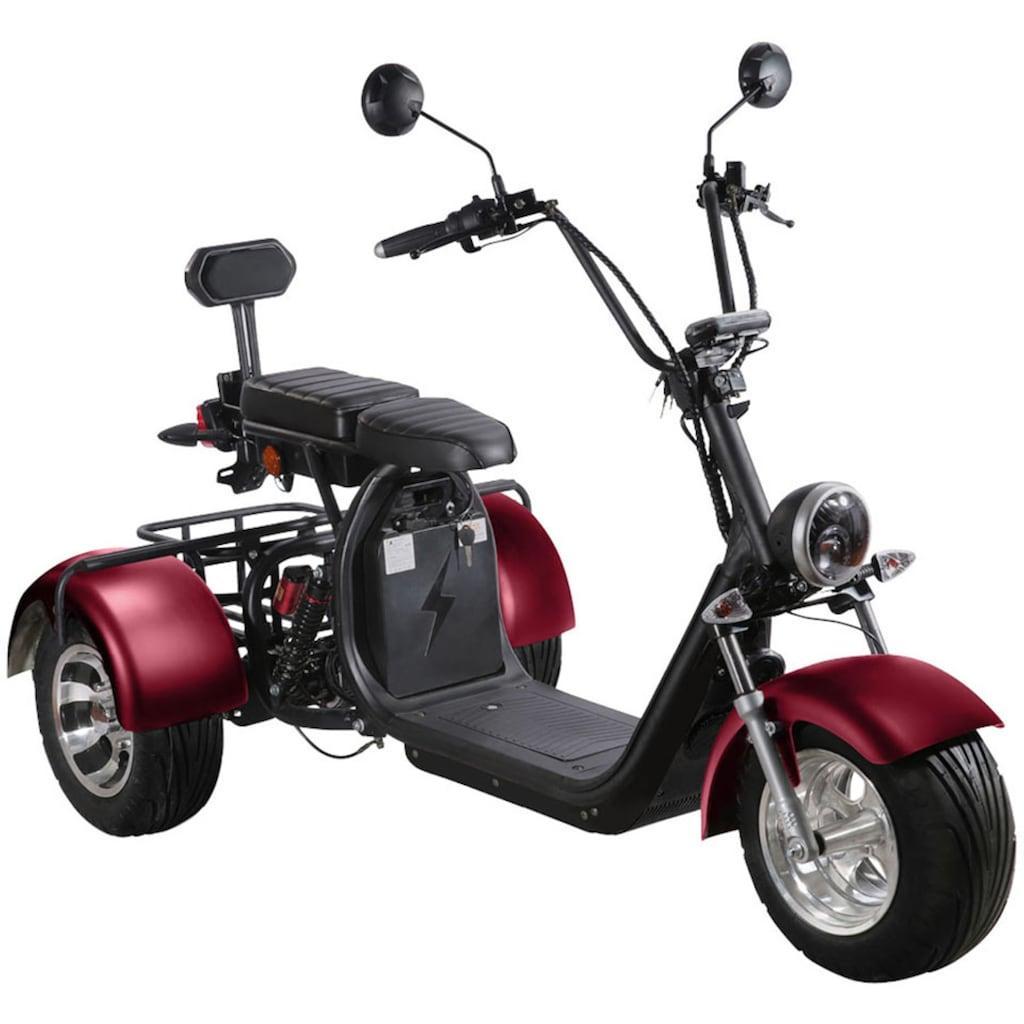 Santa Tina Elektromobil »Como³ 45 km/h«, 45 km/h