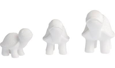VALENTINO Wohnideen Tierfigur »Schildkröte Yoshi« (Set, 3 Stück) kaufen