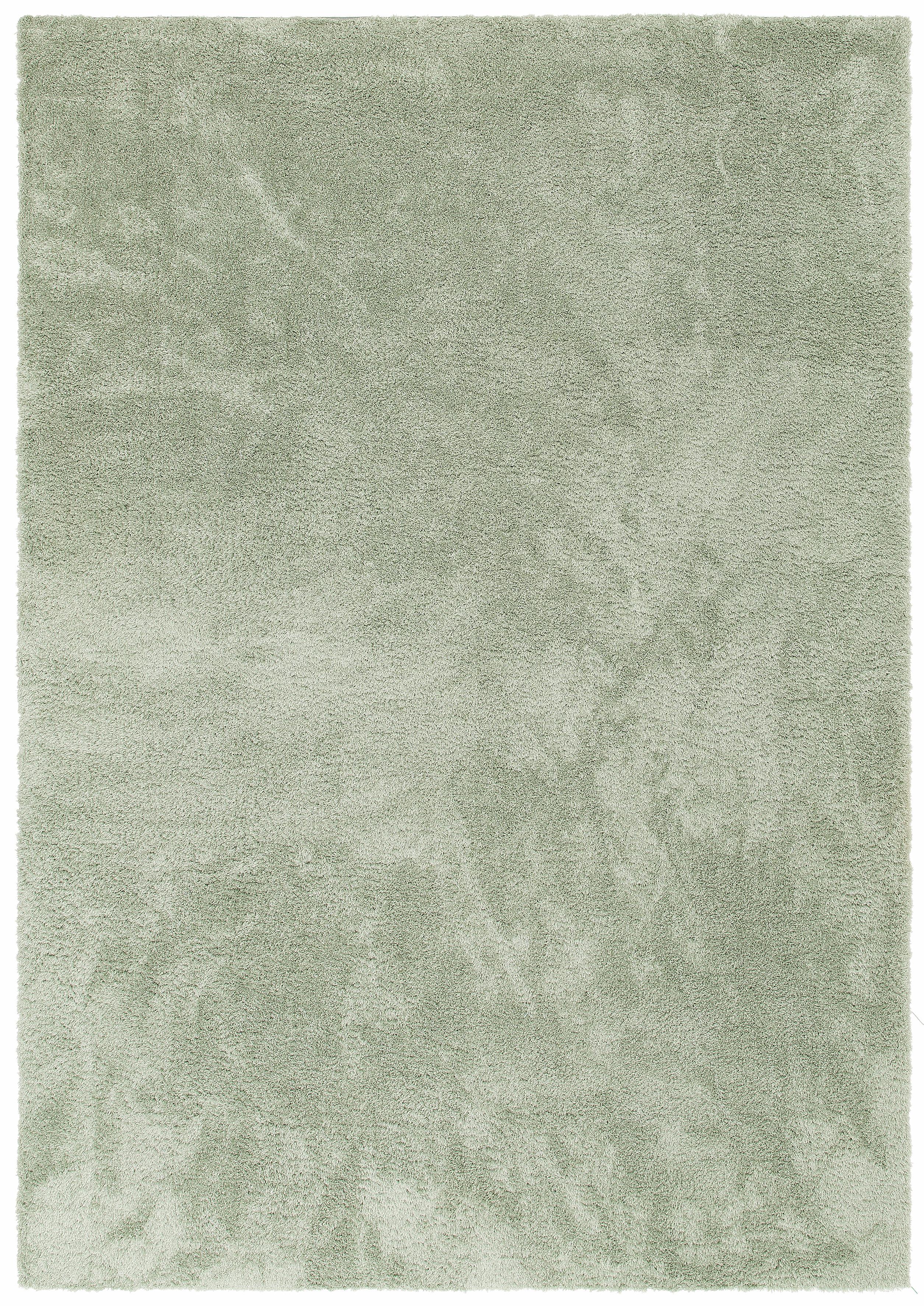 Hochflor-Teppich Irma my home rechteckig Höhe 32 mm maschinell gewebt