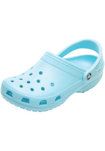 Crocs Berufsschuh »Classic«, hellblau kaufen