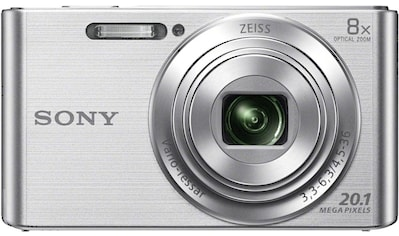 Sony »DSC - W830« Kompaktkamera (ZEISS Vario - Tessar, 20,1 MP, 8x opt. Zoom) kaufen
