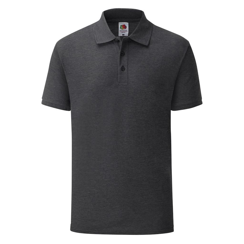 Fruit of the Loom Poloshirt »Herren Piqu Polo Shirt«
