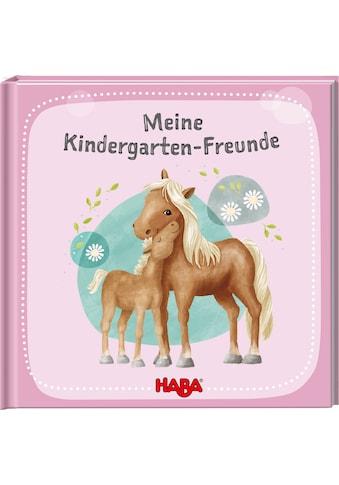 Haba Buch »Freundebuch Pferde – Meine Kindergarten-Freunde« kaufen